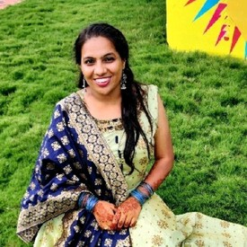 Meera Mendhe Masai School Instructional Associate