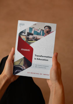 Masai School Impact Book Desktop