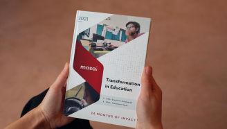 Masai School Impact Book Mobile