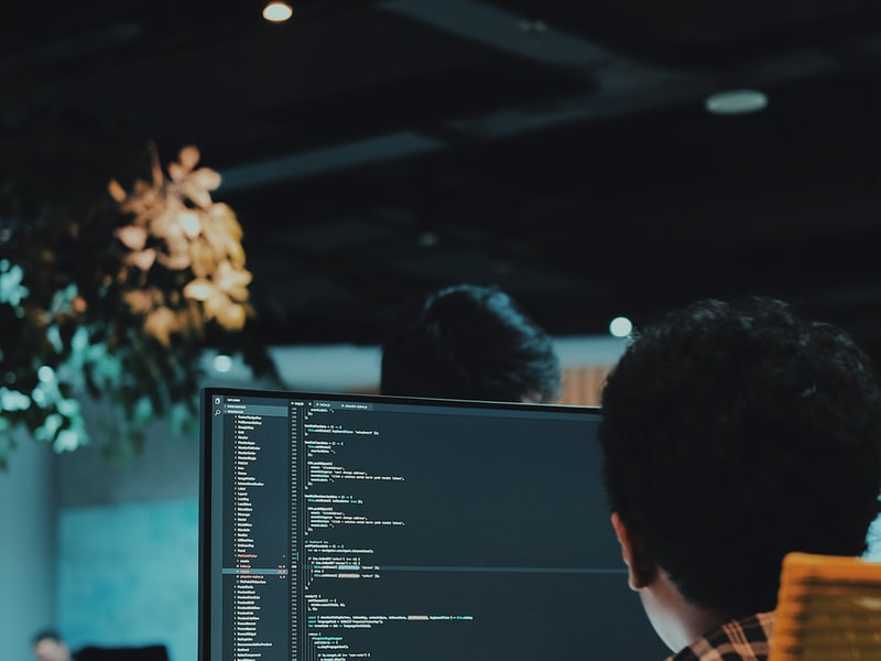 why i program with person teaching code